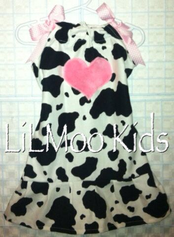 BOUTIQUE baby Custom LiLMoo Cow cowGirl 0 3 6 by TheCutestCowgirl