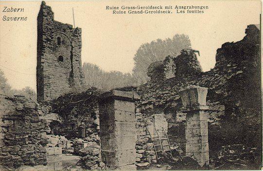 Geroldseck Castle Lahr Germany