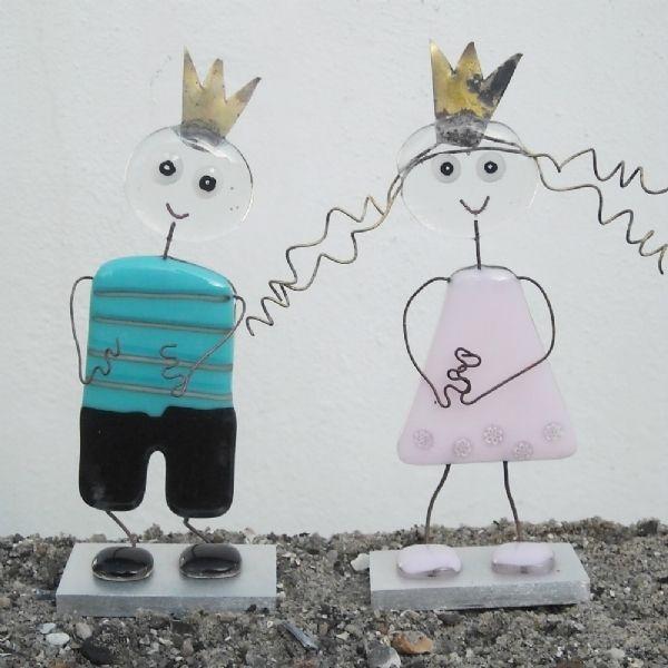 Børn - Sørøvere, prinser og prinsesser i Glas i Horsens