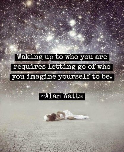 8 Beautifully Insightful Alan Watts Quotes | Www.deviyogaforwomen.com More