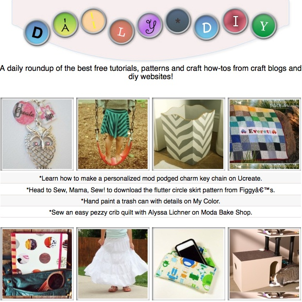 A daily roundup of the best free tutorials, patterns and ...