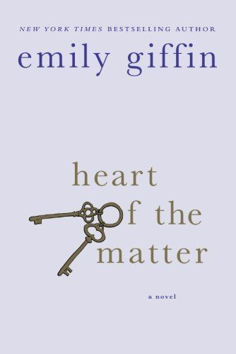 7 best books worth reading images on pinterest authors bill discover discounts for heart of the matter a novel by emily giffin giffin excels at creating complex characters and stories that ask us to explore what w fandeluxe Choice Image