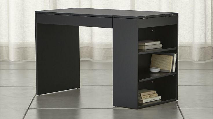 1000 Ideas About Black Desk On Pinterest Black Desk