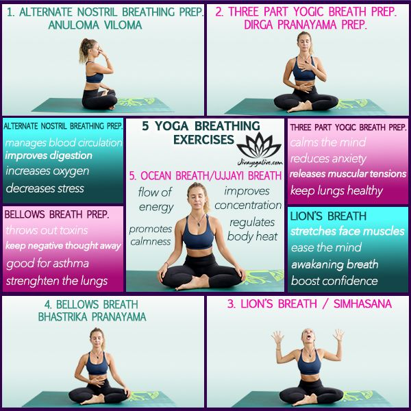 39++ Yoga breathing exercises for anxiety ideas