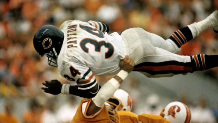 Walter Payton, Chicago Bears - Ranking the 16 greatest running backs in NFL history