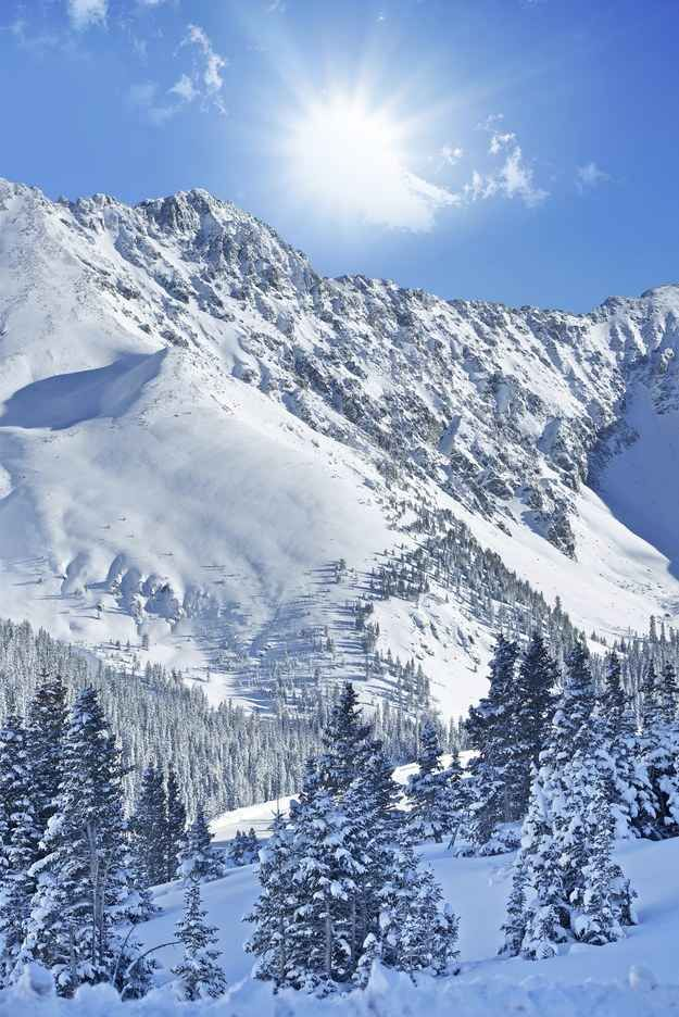 This is true, If you haven't visited you must! 19 Reasons Why Colorado is a Wintery Heaven on Earth