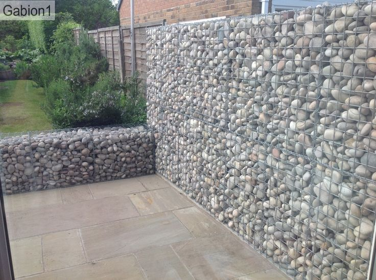 Pin By Gabion 1 On Gabion Ideas Wall Gabion Baskets