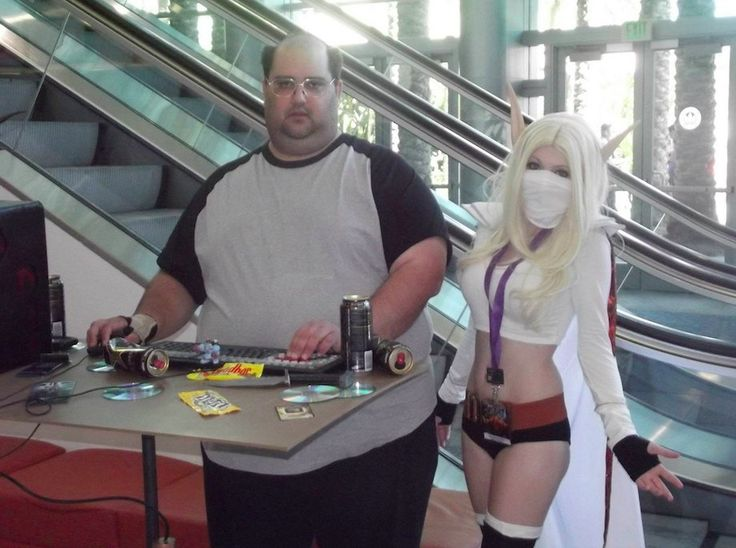 South Park Wow Guy Cosplay