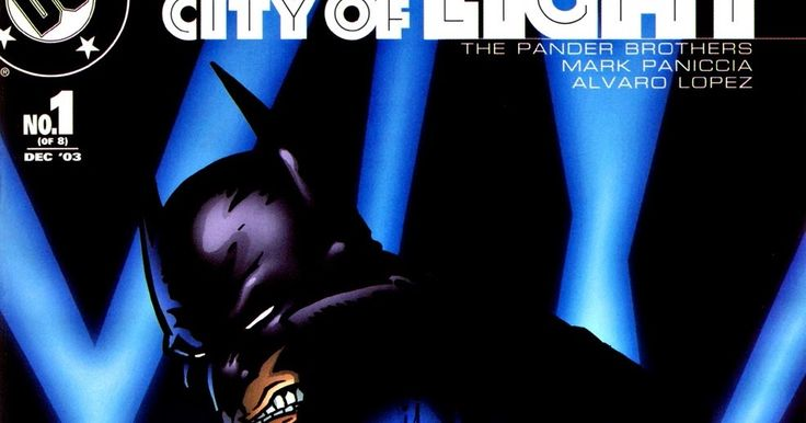 Ciudad de la Luz es una historia de Batman escrita por Arnold Pander Jacob Pander y Mark Paniccia con ilustraciones de los hermanos Pander. Se publicó como una mini-serie de ocho números. La historia trata de un arquitecto loco rediseñar Gotham para eliminar el crimen. City of Light is a Batman storyline written by Arnold Pander Jacob Pander and Mark Paniccia with illustrations by the Pander brothers. It was published as an eight issue mini-series. The story deals with a mad architect…