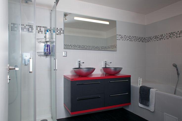 Rekonstrukce koupelny, Břevnov / © GeddesKaňka, s.r.o.