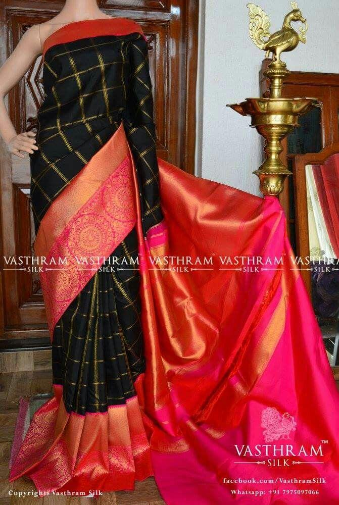 Kanchipuram silk Cost: 27500 Whatsapp: 91 7019277192
