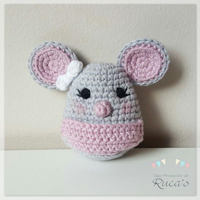 Mejores 317 imágenes de amigurumi en Pinterest | Apliques de crochet ...