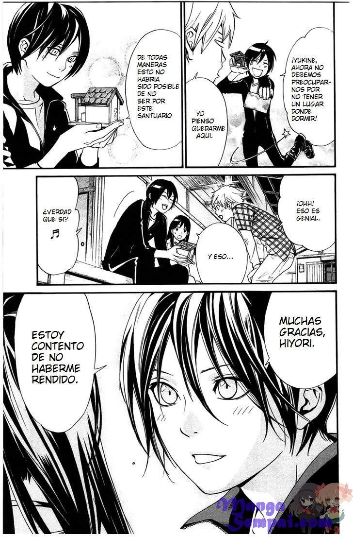 Ver Noragami 27 Manga Online - Manga Sempai