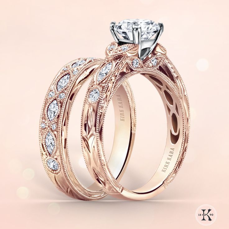 detailed band rings engagement intricate