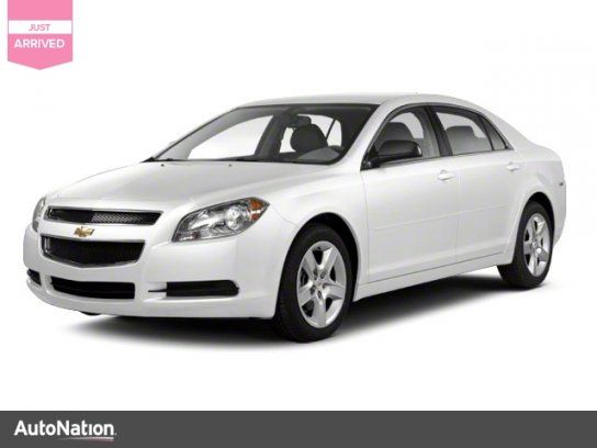 Sedan, 2011 Chevrolet Malibu LS with 4 Door in Roseville, CA (95661)