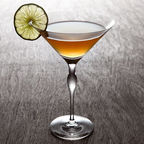 INGREDIENTS    2 oz Dark rum (Appleton Estate Reserve)  1 oz Fresh lime juice  1 oz Simple syrup (one part sugar, one part water)  Garnish: Lime wheel  Glass: Martini  PREPARATION    Add all the ingredients to a shaker and fill with ice. Shake and strain into a chilled Martini glass. Garnish with a lime wheel.