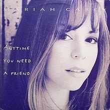 """Anytime You Need a Friend"" is a song by American singer-songwriter Mariah Carey. The song was written and produced by Carey and Walter Afanasieff, for her third studio album, Music Box (1993). It was released on May 31, 1994 through Columbia Records, as the fourth and final single from the album."