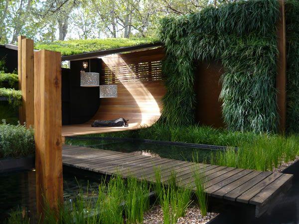 125 best courtyards landscapes images on pinterest for Courtyard landscaping melbourne