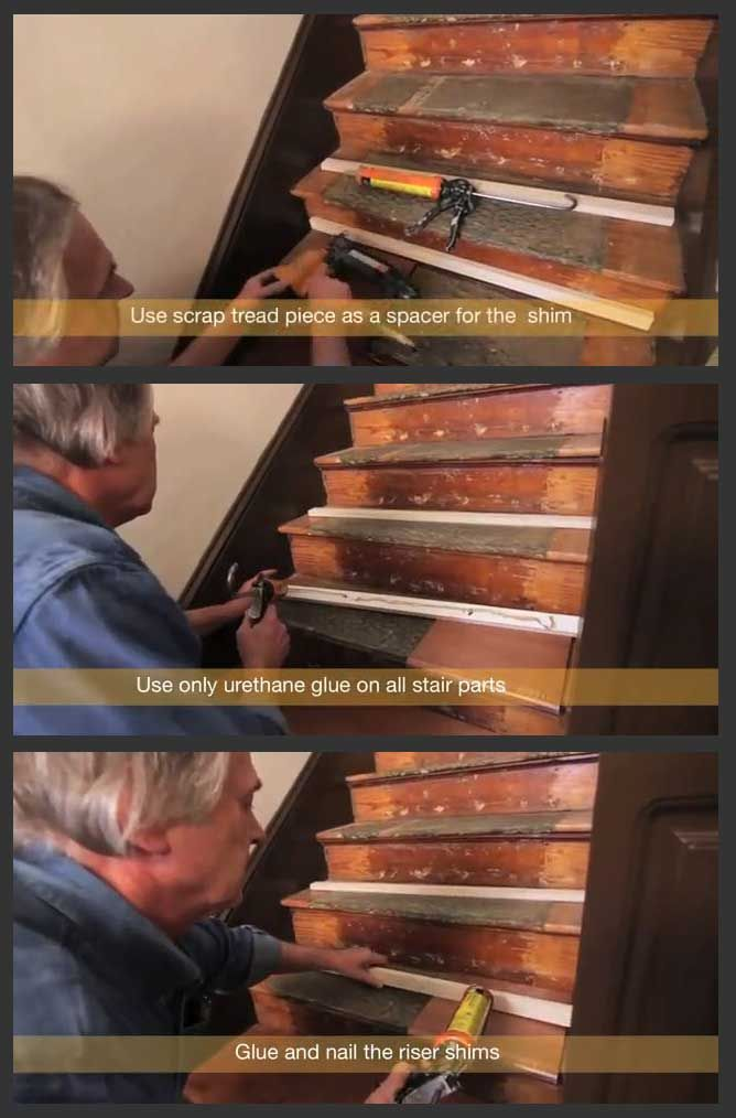 Best 15 Best Images About How To Refinish Or Retread Stairs On 400 x 300