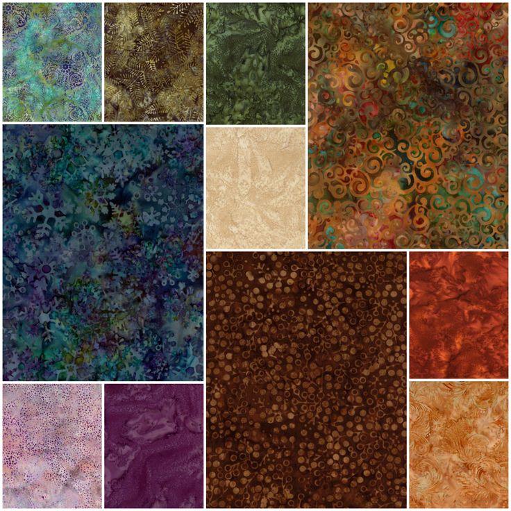 174 Best Batik Quilts Images On Pinterest Quilting Ideas
