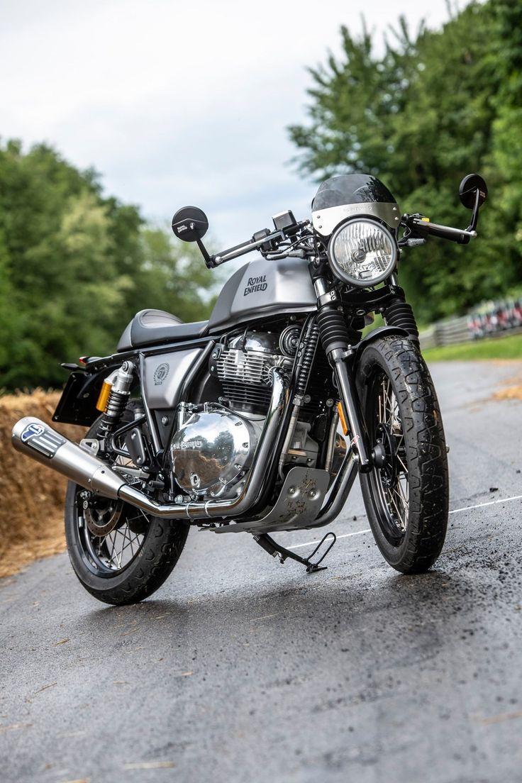 Pin de Quique Maqueda en British bikes Motos