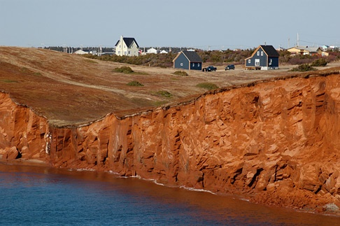 We will be touring the Magdalen Islands in Quebec for my 2013 Adventure Knitting trip!