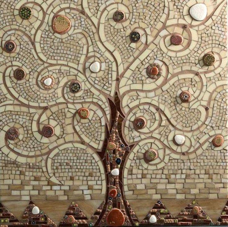 Дерево из камня на стене картинки сушат улице