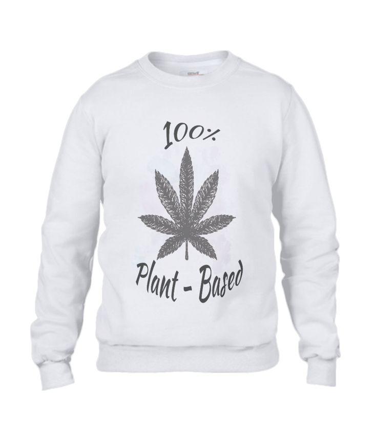 100% Plant - Based Sweatshirt