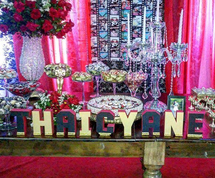 Nossas letras 3d para a Festa Hollywood da Thaicyane! #festahollywood #festahollywoodiana #15anos #letras3d #letraspersonalizadas #taynarapirespersonalizados #feiradesantana