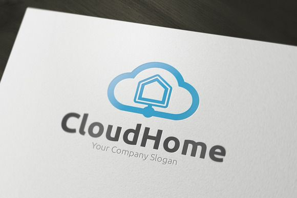 Cloud Home by Super Pig Shop on @creativemarket