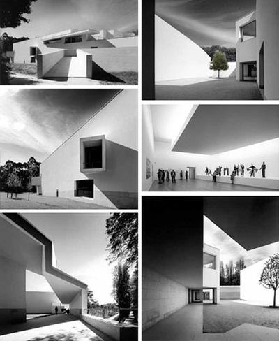 Museum Serralves , Porto, Portugal Alvaro Siza Vieira