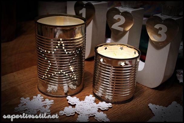 Bilderesultat for julepynt laget av barn