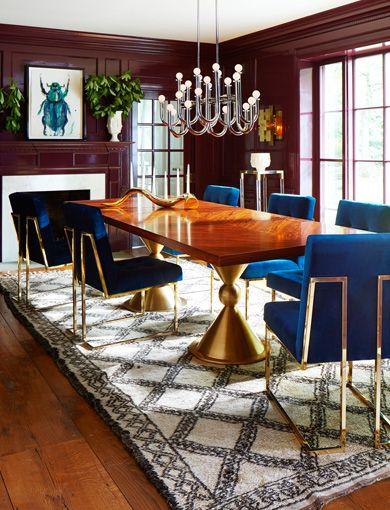 Modern Home Decor, Luxury Gifts & Mid Century Modern Furniture | Jonathan Adler >> http://www.jonathanadler.com/