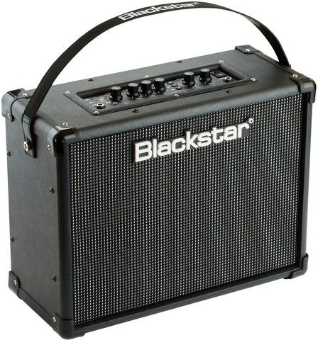 Blackstar ID:CORE 40 has a powerful array of features and an amazing true wide stereo sound. The Blackstar ID:CORE allows you to use it like a conventional amp, but also have the versatility of programmability. The Voice control has six different settings – Clean Warm, Clean Bright, Crunch, Super Crunch, OD 1, OD 2. When used together with Blackstar's patented ISF control you can get any tone you can think of.