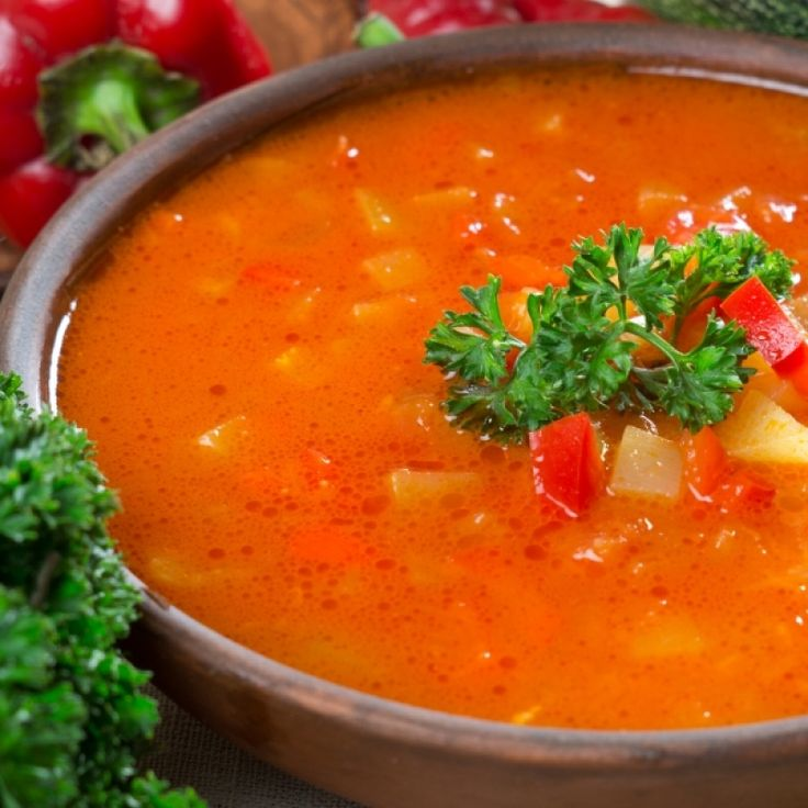 ... vegetable soup.. Homemade Vegetable Soup Recipe from Grandmothers