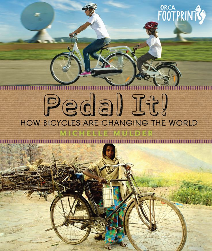 Pedal It! by Michelle Mulder