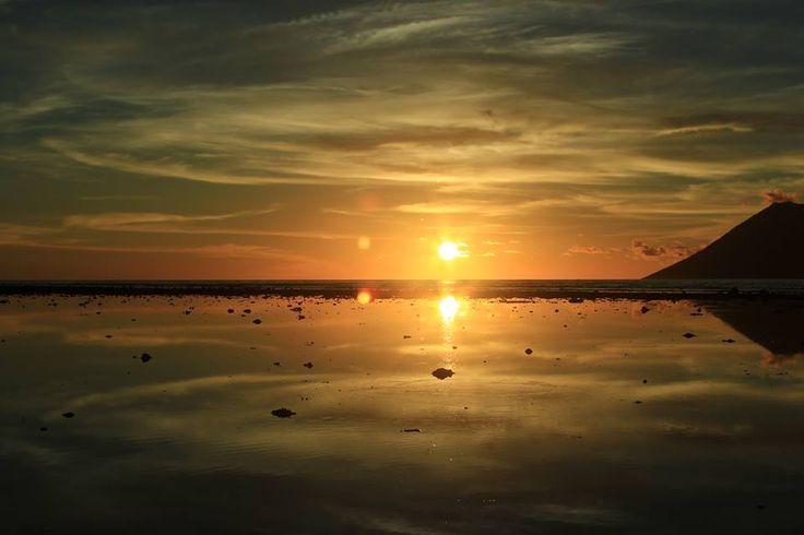 Sunset from Grand Luley Resort
