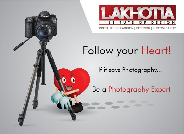 Best Photography Institute in Hyderabad Follow Your Heart