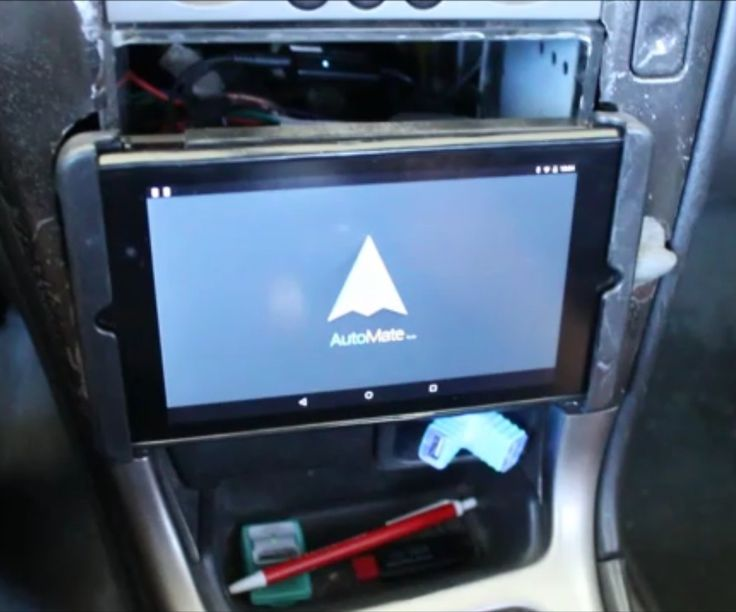 I recently finished integrating a docking system in my 2005 Subaru Baja for my Asus Nexus 7 (2013). Here's a write-up about my project with some pictu...