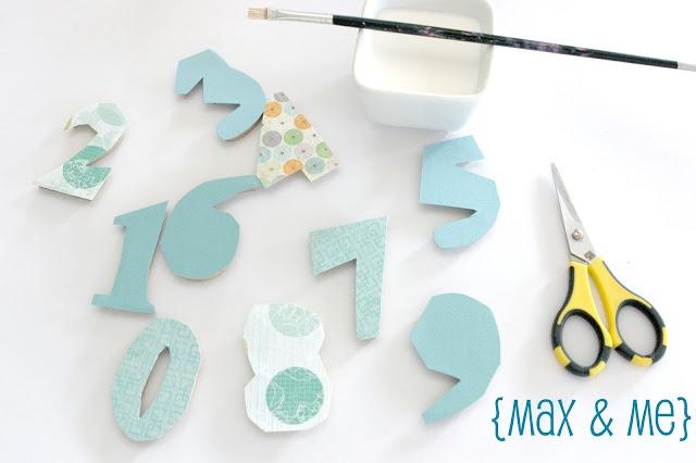 number magnetsThey D Fit, Kids Stuff, Magnets Must Try, Numbers Magnets Must, Letters They D, Scrapbook Diy