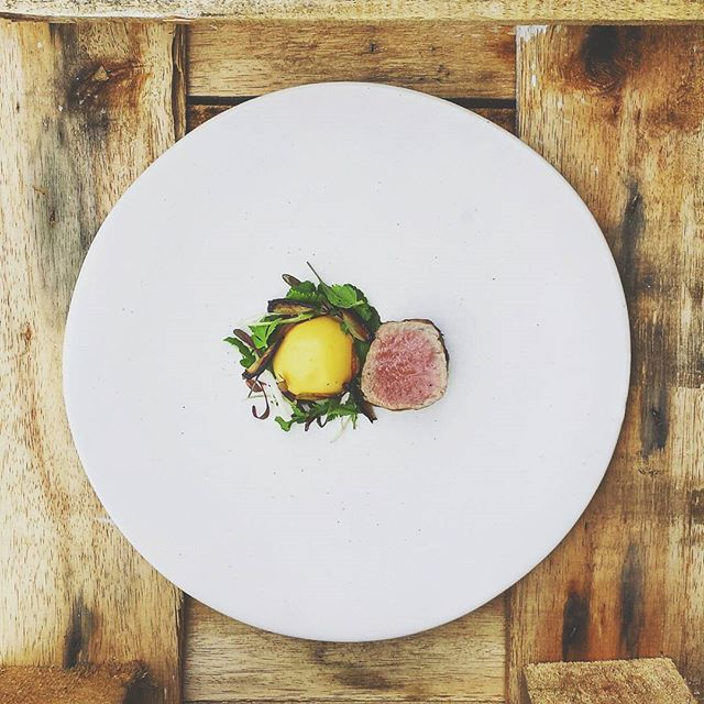 Entrecôte béarnaise Rib eye steak béarnaise hemisphere micro salad. This dish is inspired by @yoco_eatery  We serve bistro/ eatery style of food. We believe in freshness local produce good quality food and great serves. Join us on our food journey.  #gourmetartistry #thestaffcanteen #FoodArt #GastroArt #chefslife #TheArtOfPlating #dontshootthechef #chefsroll #capetown #foodstagram #foodphotography #foodie #foodporn #chef #instafood #instagood #nomnom #culinaryart #foodspotting #feedfeed…