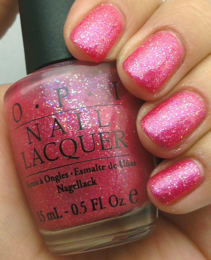 OPI -  I Lily Love You (I appreciate the names on nailpolish as well as the color ;)