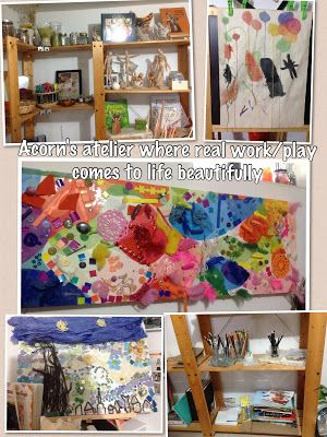this kindergarten life: reflections on learning in the Reggio PLC