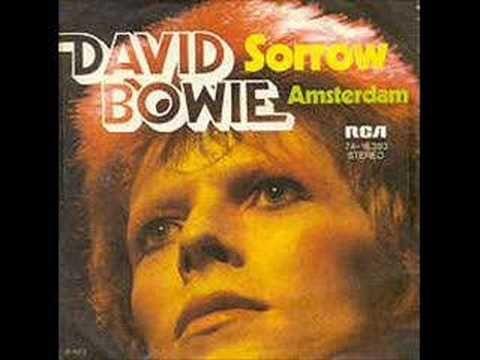 ▶ David Bowie - Sorrow - YouTube