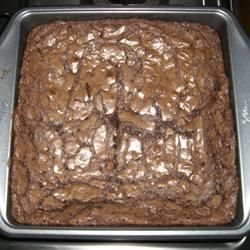 High Altitude Deep Dish Brownies - I always have trouble with baking at high altitude - LOVE these. Easy and delicious.