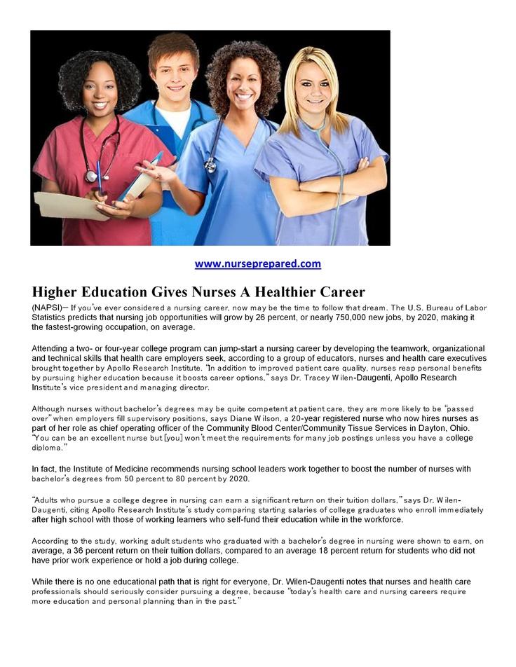 Career opportunities nursing jobs pediatric nurse