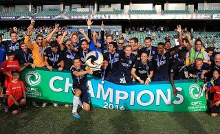 Blog Esportivo do Suíço: Auckland City é o primeiro classificado para o Mundial de Clubes