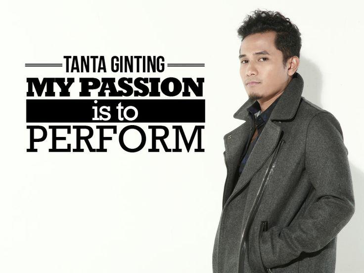 Introducing Tanta Ginting. Full profile on www.cosmopolitan.co.id  Photographer: Insan Obi. Stylist: Vidi Prima.