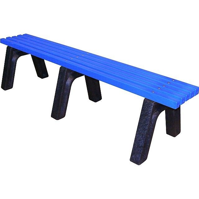 High impact resistant and available in different colours, this backless bench is a great addition to nursery playground equipment
