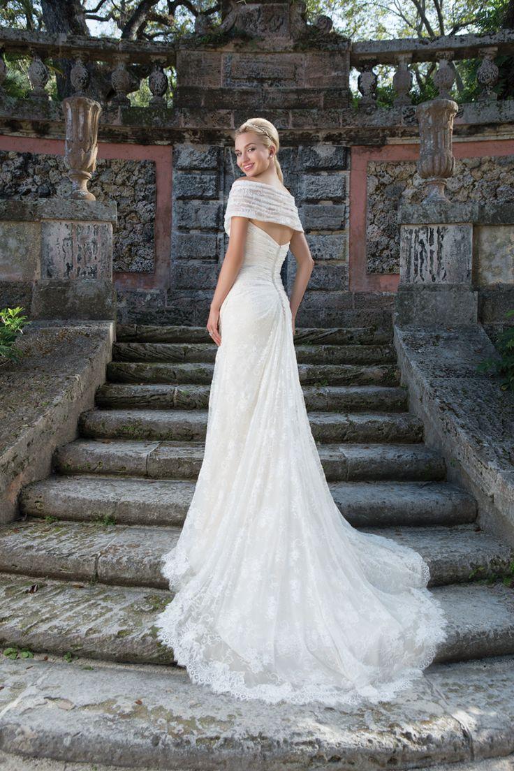 Vintage inspired wedding dress 1950x - Sincerity Bridal Spring 2016 Wedding Dresses | itakeyou.co.uk: